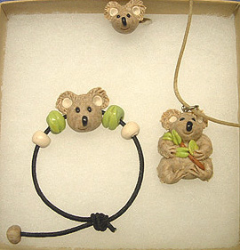 *KOALAS* kids jewelry kit